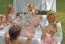[Tea Party] Children's Birthday