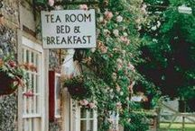 Tea Shops and Rooms