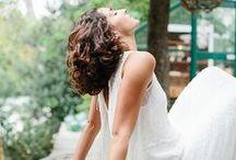"""Be versatile"" Bride Collection VM 2015 / Bride among flowers"