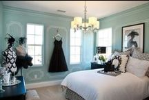 Interiors - Tiffany blue