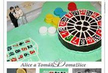 Svatební dorty / Wedding Cake