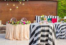 Kate Spade Wedding/Bridal Shower Inspiration