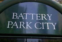 1-Battery Park/Liberty Island