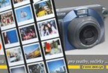 Polaroid na svatbu - půjčovna / Půjčovna instantních fotoaparátů pro svatebčany.