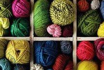 crochet et tricot qui déchirent... / accessoires en crochet et tricot