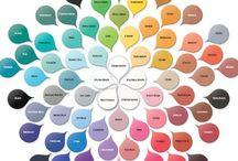 + Colors / Color psychology