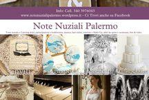 Note Nuziali Wedding Planner Sicilia / I servizi per il tuo matrimonio in Sicilia