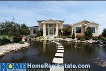Distinctive Properties / HOME Real Estate's Luxury Homes in Lincoln, NE and surrounding areas.