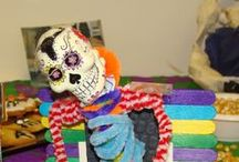 Celebrating Day of the Dead 2012 / We had a full house in central London for the Dying Matters Day of the Dead celebration on 1 November 2012. This year the conference, which is inspired by the Mexican festival Día de los Muertos, showcased community approaches to promoting openness about end of life.