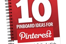 Pinterest Books / by Pinterest Mastery