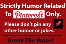 Pinterest Humor : The Pinocholic Has The Best Laughter / Please Focus Strictly on Humor that are related to Everything About Pinterest like Using, Enjoying & Obsession about Pinterest. Please don't pin on other kind of humor.... Users value high quality board ..... Pinners will be blocked & be reported Without Warning if you do these : .....1. Pin Humor Unrelated To Pinterest .... 2. Duplicate Pins that are already being pinned . Thank you for your care ......... Boosting Pinterest Business with Pinterest Mastery > > > http://www.pinterestmastery.net/