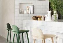 Interiør- kitchen design