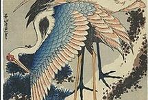 JAPANESE scrols