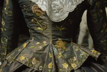 18th century fashion (ladies)
