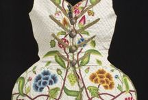 18th century stays, bodice & corsets