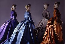 19th century fashion (ladies)