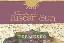 #TuscanSunWines Tuscan Sun Wines / Everything Cortona Italy, relating to the release of the Tuscan Sun Wines by Frances Mayes IRL