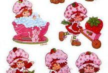 CRAFT-DIBU-Strawberry Shortcake