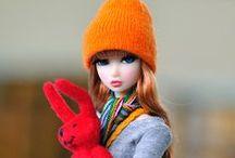 Misaki doll