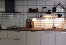 HTH Kitchen DK / Design By Line Sejersen From HTH Kitchen, DK Photo By Line Sejersen