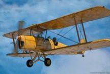 Tiger moth Aircraft. / by Rose Goodare