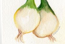 Onions and Garlic - All Things Onion / There are many different varietals of garlic and onions. Plant them and find the recipes here for when you reap your bounty. Remember always organic and No GMO's