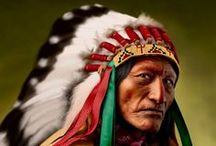 NATIVE AMERICANS / People, traditions, artifacts, history / by Laurent Moreira