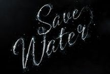 ☁☂☃SAVING WATER☁☂☃ / The 2014 Drought