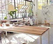 Studio / Office Workspace
