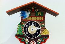 CRAFT-Cucu clock