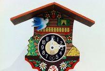 CRAFT-Cucu clock