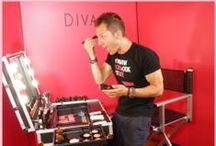 DIVAGE #BACKSTAGE / Backstage DIVAGE Milano // Estate 2014