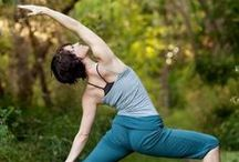 Yoga, Meditation, and Fitness / Dedicated to the stretches, poses, and strength building exercises that build the body and soothe the mind.