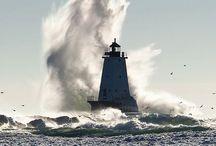 Vuurtorens / Lighthouses
