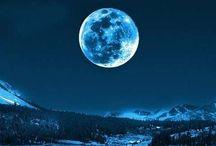 Zon, maan en sterren / Heelal