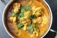 Chicken Recipes / Indian Chicken Curries