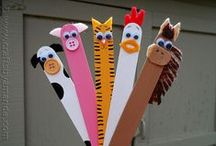 KID FUN!! / Great ideas in here your little ones will LOVE!!!