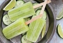 popsicle/ice pop recipes / Popsicle Recipes! Borrow Popsicle Moulds @ thekitchenlibrary.ca