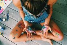 """Artist / """"Every child is an artist. The problem is how to remain an artist once he grows up."""" ― Pablo Picasso"""