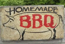 BBQ Everything / BBQ not just meat