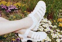 Footwear + stuff / shoes | socks | stuff