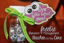 Awesome Class Management Ideas / A variety of different strategies to try in the classroom.