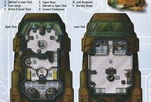 Maps Raumschiffe