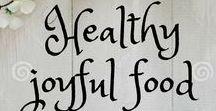 Homemade joyful food