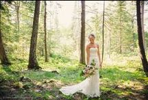 Brides / Beautiful Brides from our Gordon Lodge Weddings in Door County, WI.