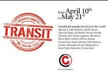 TRANSIT-Gioielli dal mondo / Dal 10 aprile 2016 al 21 maggio 2016 MOSTRA http://www.creativityoggetti.it/ita/mostre-ed-eventi/2016/item/299-transit-gioielli-dal-mondo.html SHOOTING http://www.creativityoggetti.it/ita/mostre-ed-eventi/2016/item/305-transit-shooting.html