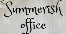 Summerish office