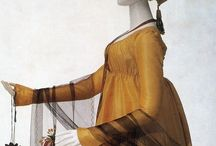 Ladies Fashion 1800-1839