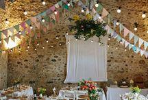 Boho Wedding decorations