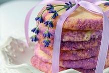 Tea Cakes, Cookies, & Shortbreads / by Sena Lekwa
